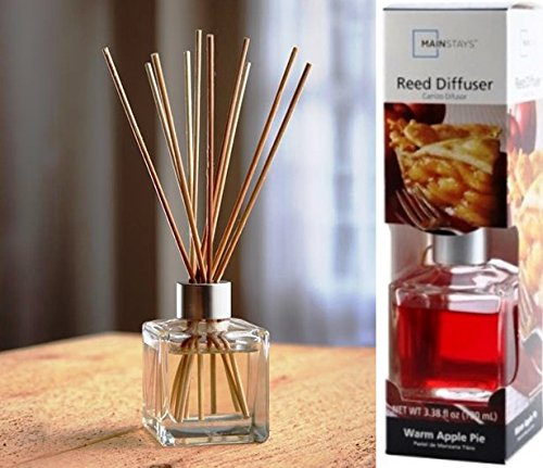 mainstays-highly-scented-reed-diffuser-aromatic-air-freshener-home-decor-fragrance-100-ml-warm-apple