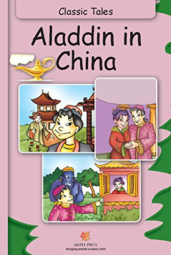 Classic Tales Aladdin in China 518YCJDUAmL