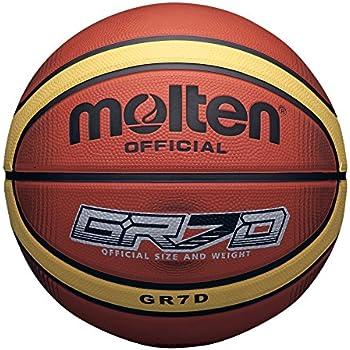 Molten 33 Libertria Deep Channel - Pelota de Baloncesto, talla 7 ...