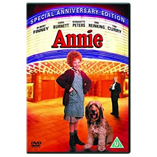 Annie (Special Anniversary Edition) [DVD] [2004]
