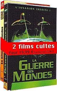 La Guerre des mondes / Le Choc des mondes - Bipack 2 DVD
