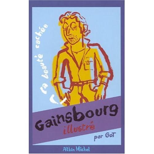 Gainsbourg illustré : La Beauté cachée