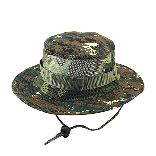 9174e2dea85bc Beladla Gorra De Pescador Hombre Ciclismo Sombrero De La Pesca Gorra  Pescador Twill Cotton Bucket Hat