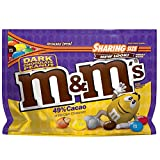 M&M´s Dark Chocolate Peanut Sharing Size (286,3g)