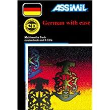 German With Ease (1 livre + coffret de 4 CD) (en anglais)