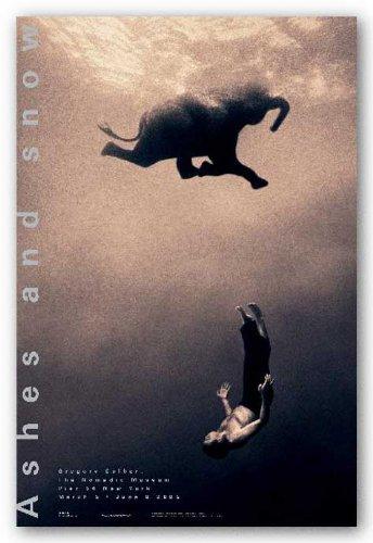 gregory-la-natacion-con-elefante-nueva-york-por-gregory-colbert-poster