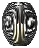 Philippi 153008 Design Windlicht LOUISIANA L  groß - für große Kerze