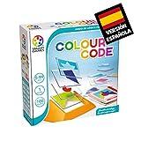 Smart Games-SG090ES Colour Code (Ingles), Miscelanea (81115)