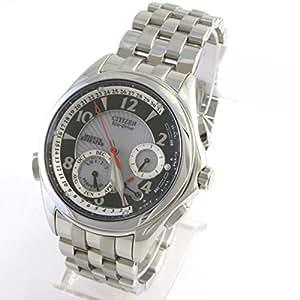 Citizen Eco-Drive Analog Black Dial Men's Watch - BL9000-83E