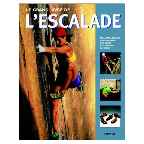 Le Grand Livre de l'escalade
