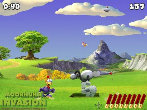 Crazy Chicken Invasion Steam Code screenshot