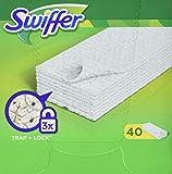 Swiffer Trockene Bodentücher Nachfüllpackung, 40 Tücher
