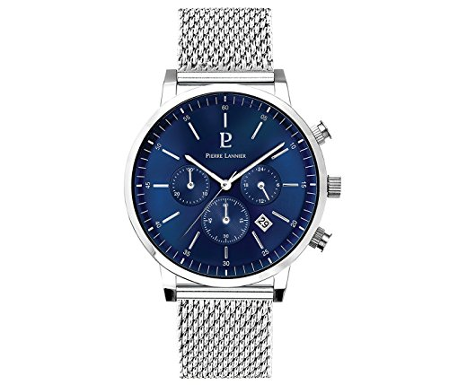 PIERRE LANNIER - 205G168 - Week End Vintage - Montre Homme
