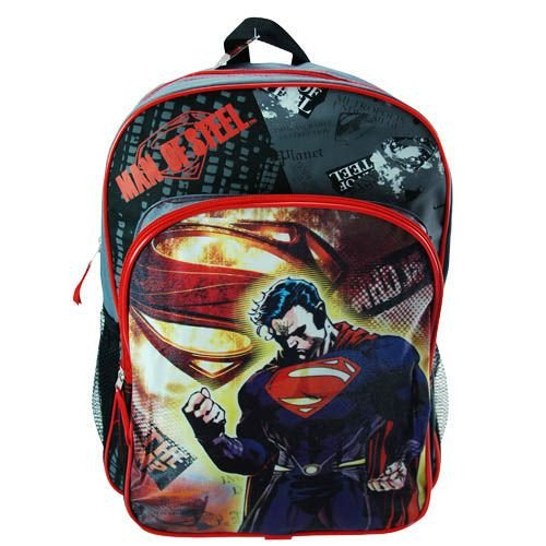 Superman man of steel Sac à dos