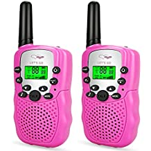 Internacional Walkie Talkie Envío Elegible es Niñas Amazon jqpLzGUVSM