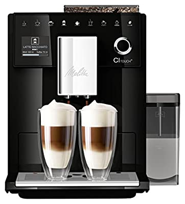 Melitta CI TOUCH F630-101 Bean to Cup Coffee Machine