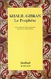 Le Prophète - Actes Sud - 01/03/2001