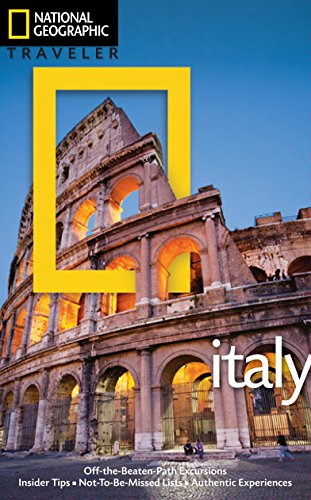 National Geographic Traveler: Italy, 4th Ed