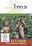 Ecuador Ein moderner Indianer (Reihe: Länder . Menschen. Abenteuer) Länge: ca. 44 Min. [Alemania] [DVD]
