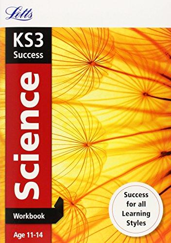 KS3 Science Workbook (Letts KS3 Revision Success) por Letts KS3