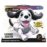 Zoomer-Cucciolo juguetón Mascotte Elettronica, Multicolore (Bizak, S.A. 61924434)