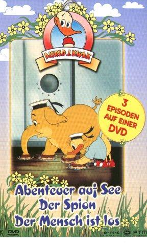Alfred J. Kwak, DVD 3: Episoden 7-9