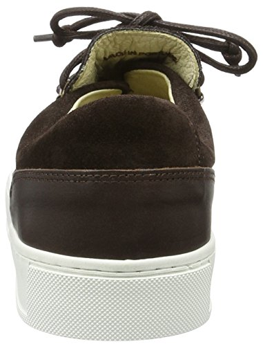 Shoe the Bear Village, Sneakers Basses Homme Marron (130 Brown)