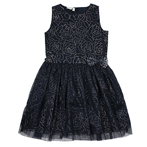 Name it kids Festkleid für Mädchen Nitisola in dunkelblau, Größe:152, Farbe:sky captain