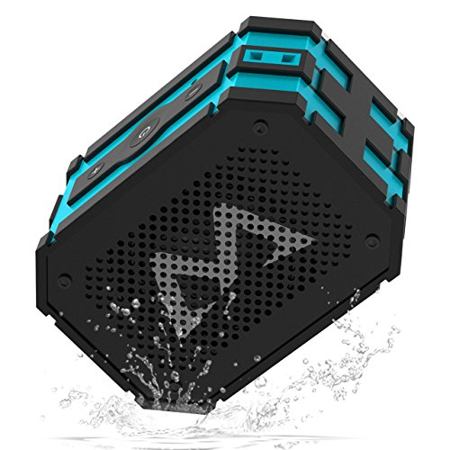 Mpow Bluetooth Lautsprecher - Tragbar Drahtlos Bluetooth Outdoor