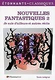 """Afficher """"Nouvelles fantastiques"""""""