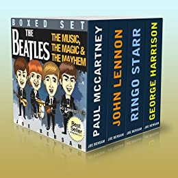 The Beatles Boxed Set: The Music, The Magic and The Mayhem (Beatlemania Book 5) (English Edition) par [Bensam, Joe]