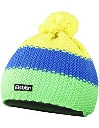 Eisbär Mütze Star Neon Pompon