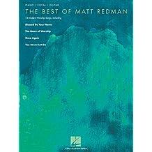 The Best of Matt Redman: Piano/ Vocal/ Guitar