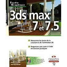 3ds max 7.5 (+ CD-Rom)