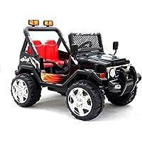 BSD Coche Electrico para Niños Auto Alimentado con Batería Vehículo Eléctrico Control Remoto - Raptor 2x45W