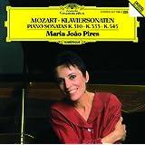 Mozart: Piano Sonatas K.310, K.333 & K.545