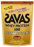 SAVAS Whey Protein 100 Chocolate flavor - 1.0kg [Santé et beauté]