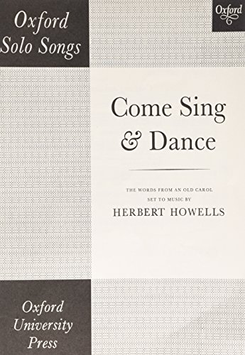 Come sing and dance (1928-05-03)