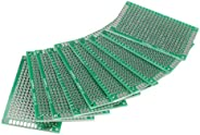 UEB Pcb Board 10Pcs 4X6Cm Double Side Prototype Pcb Universal Printed Circuit Board