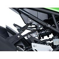Kawasaki Z90017/18 - soporte de escape, R & G Racing-444950