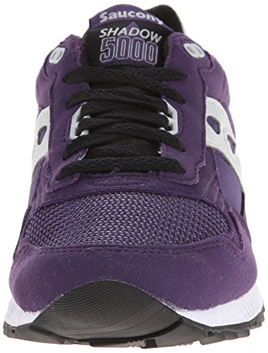 Saucony Originals Shadow 5000, Baskets Basses Homme Violet