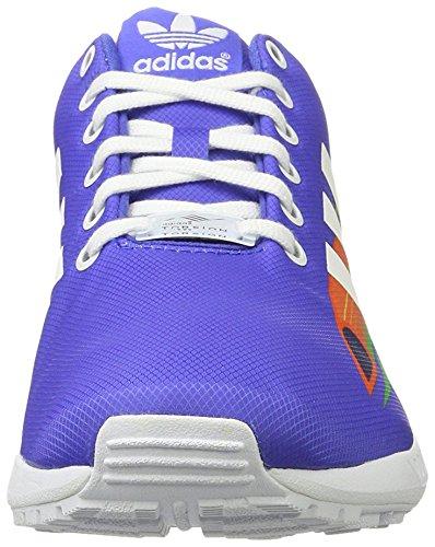 Flusso Della Scarpa Donne Scarpe Zx Scarpe Originals S75697 Tennis Delle Blu Signore Adidas W Da 4E8naw