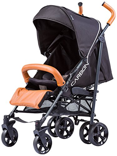 knorr-baby 850510 Buggy Carbon-Art, schwarz