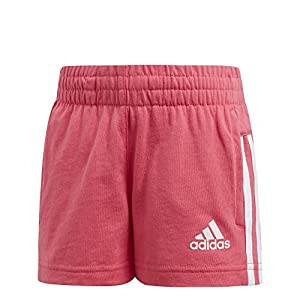 adidas Mädchen Knit Shorts 1/4