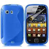 Samsung Galaxy Y S5360funda HCN Phone® S-Line TPU Gel Silicona Carcasa blanda para Samsung Galaxy Y S5360