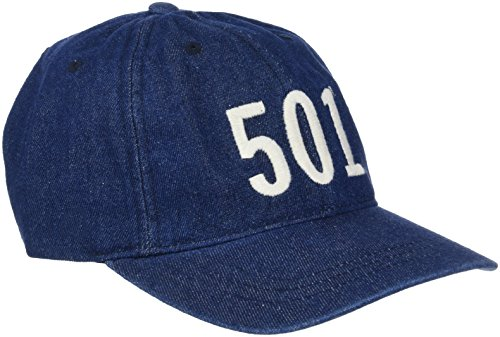 levis-mens-501-basseball-baseball-cap-blue-dark-blue-one-size