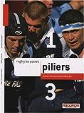 Rugby les postes - Piliers. Joueurs, technique, préparation et jeu