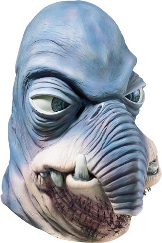 Star Wars Episode 1 Die dunkle Bedrohung Latex Maske Watto