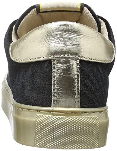 Liu Jo Damen Sneaker Cannella Sneakers Schwarz (Black)