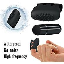 Rawdah El sexo adulto impermeable juega el estimulador del clítoris del vibrador del Massager del G-punto del dedo
